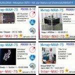 Image for the Tweet beginning: Station sol Electrolab/AMSAT-Francophone #ARISS #AMSAT