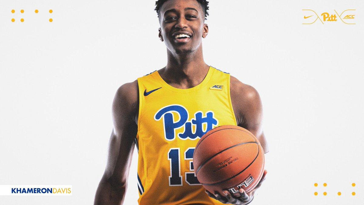 on sale 13824 1d78a Pitt Basketball on Twitter: