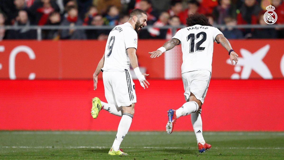 Реал, во второй раз одолев Жирону, дополнил компанию полуфиналистов Кубка Испании - изображение 1