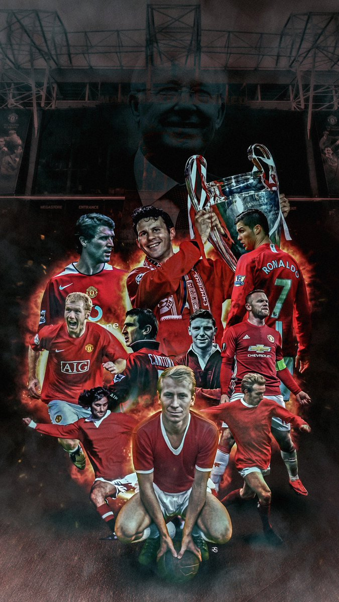 Rs Gpx On Twitter Manchester United Lock Screen Edit Manutd Manutd Manchester Rt S Appreciated