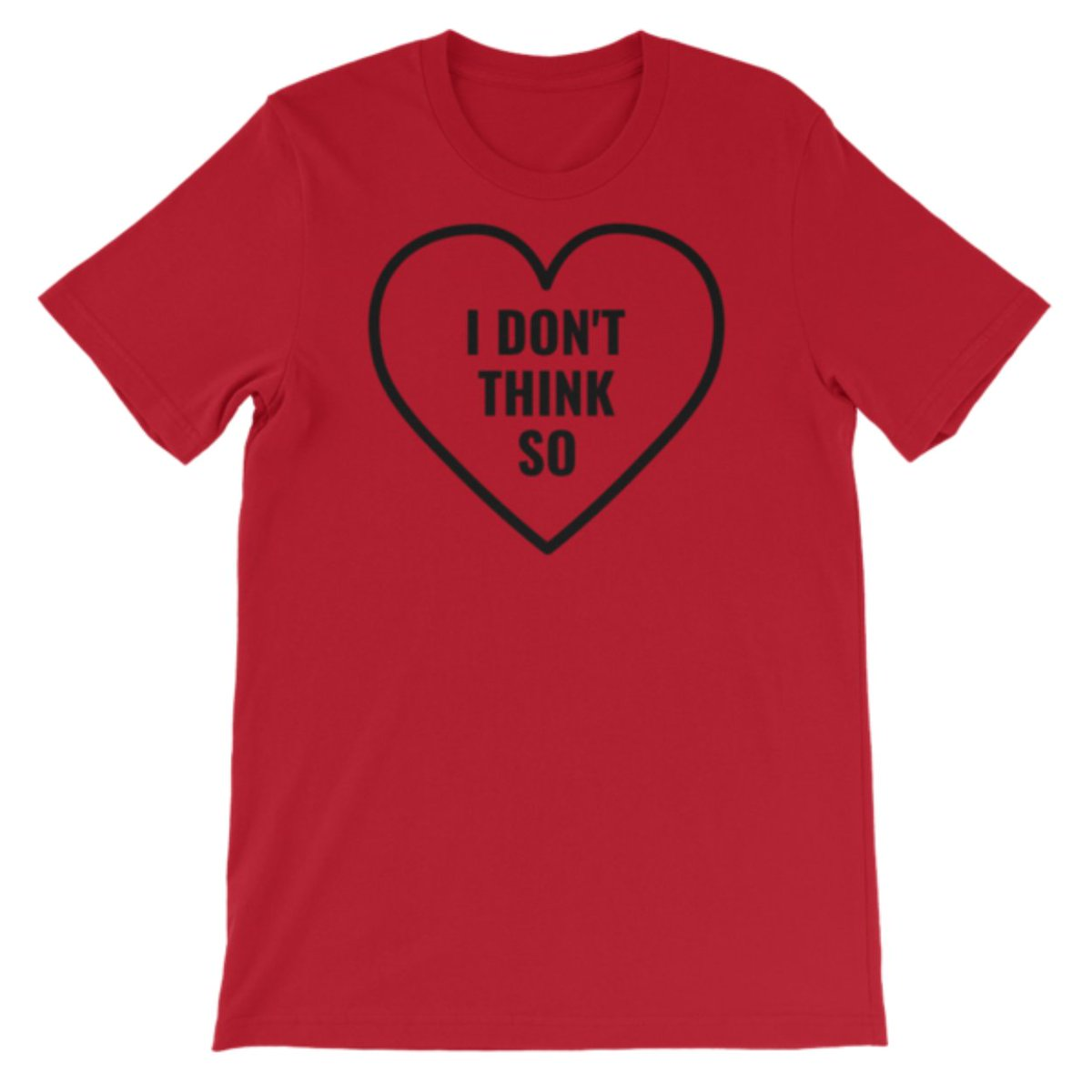 #idontthinkso or customize the message https://t.co/bn1WbgGR97 . #awesome or customize it https://t.co/3BH5W0mmof . #allographictees #candyhearts #ValentinesDay #ValentinesDayGift #ValentinesDayGifts #gift #giftidea #giftideas #valentine #bemyvalentine #conversationstarter https://t.co/KpYvdghQLC