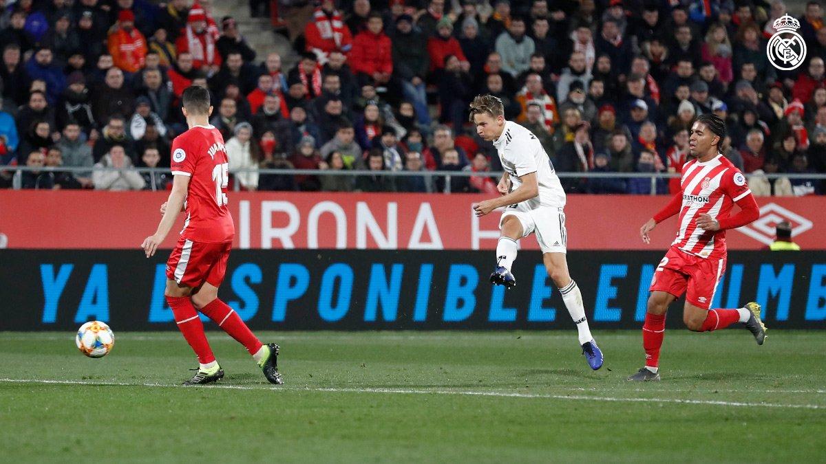 Реал, во второй раз одолев Жирону, дополнил компанию полуфиналистов Кубка Испании - изображение 2