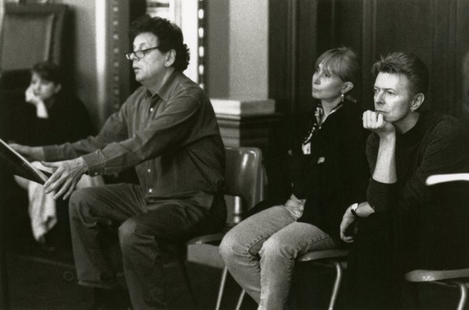 Happy Birthday wishes to Philip Glass