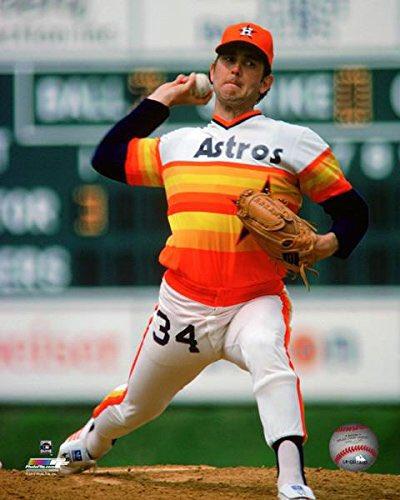 Nolan Ryan reppin the beautiful Astros unis Happy Birthday Ryan!