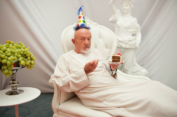 Happy Birthday Jonathan Banks