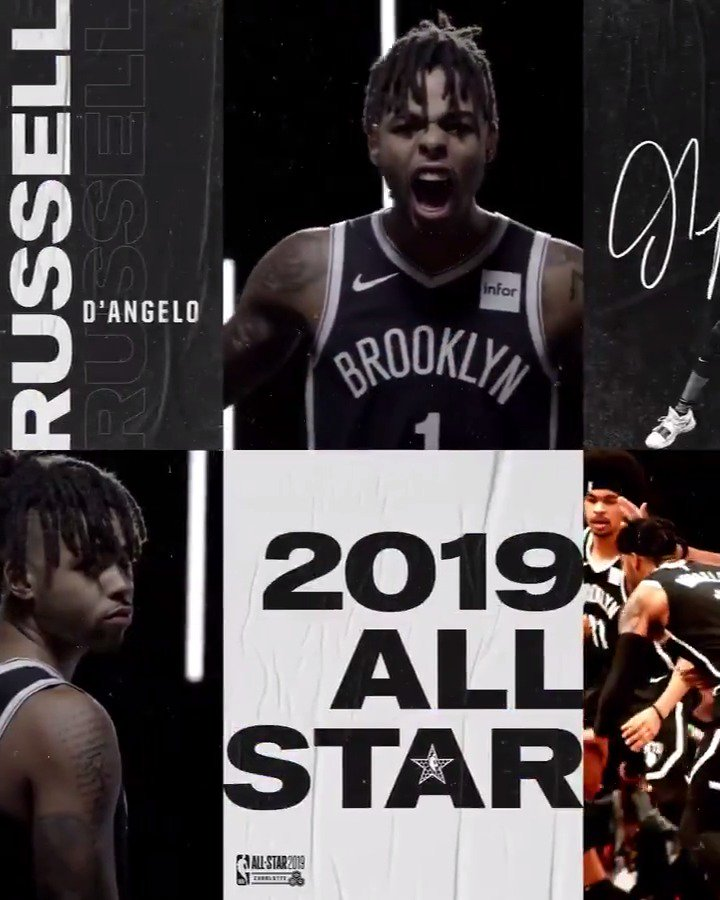 Look who's an All-Star N:OW...  CONGRATULATIONS 2019 #NBAAllStar @DLoading 💉❄️