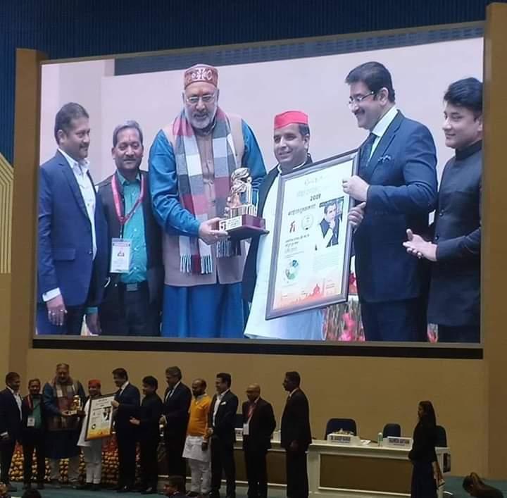 हार्दिक बधाई ,सर्वश्रेष्ठ सांसद का पुरुस्कार मिलने पर  #KamBoltaHai @MPDharmendraYdv @SansaDharmendra  @SansaDharmendra