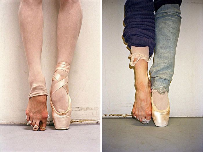 13 fotos que retratan el esfuerzo y pasión de las bailarinas de ballet 👏  https://t.co/j3LP6LV8vF https://t.co/Ze3JEjIhN4