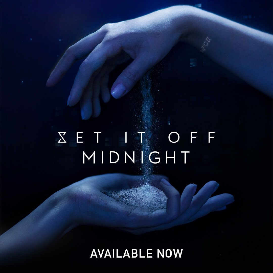 welcome to midnight the new era begins now  ⌛️  http://found.ee/midnightall