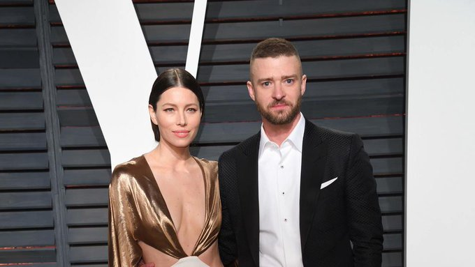 Jessica Biel wishes husband Justin Timberlake happy birthday