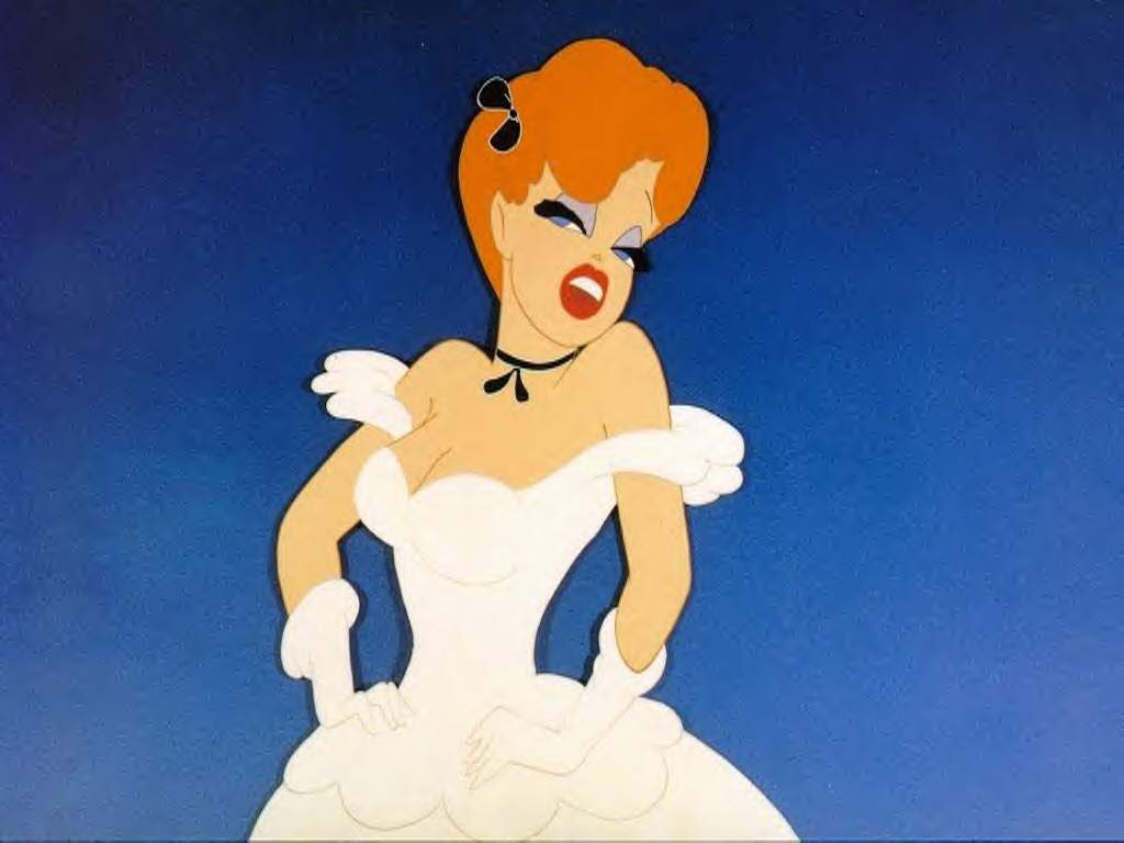 The Bartledanian On Twitter The Redheads Of Tex Avery
