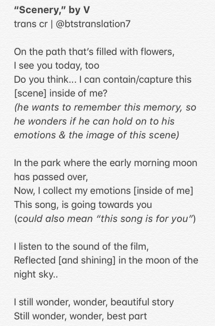 bts translations | rest  」 on Twitter: