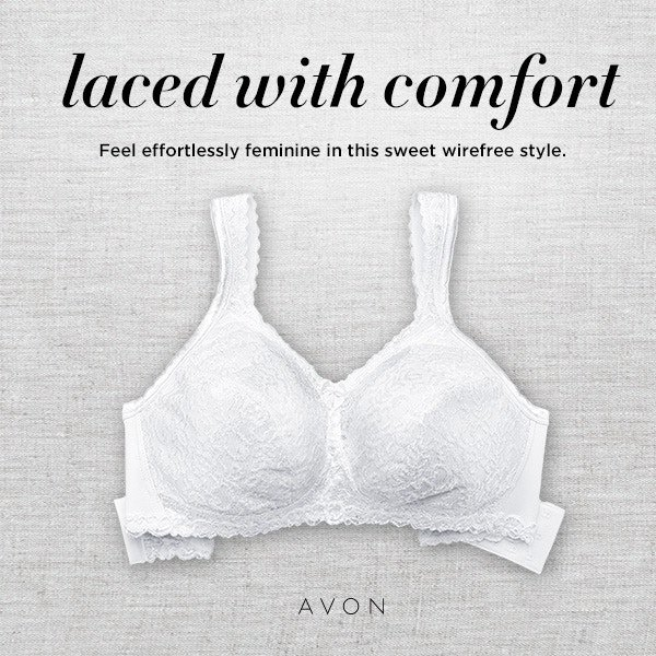 f18c0318d5618 Use Code  RA041619 for free shipping on orders  25+ !!  http   go.youravon.com 39rzth  bras  avon  undergarments  fashion   womensclothes  shopathome ...