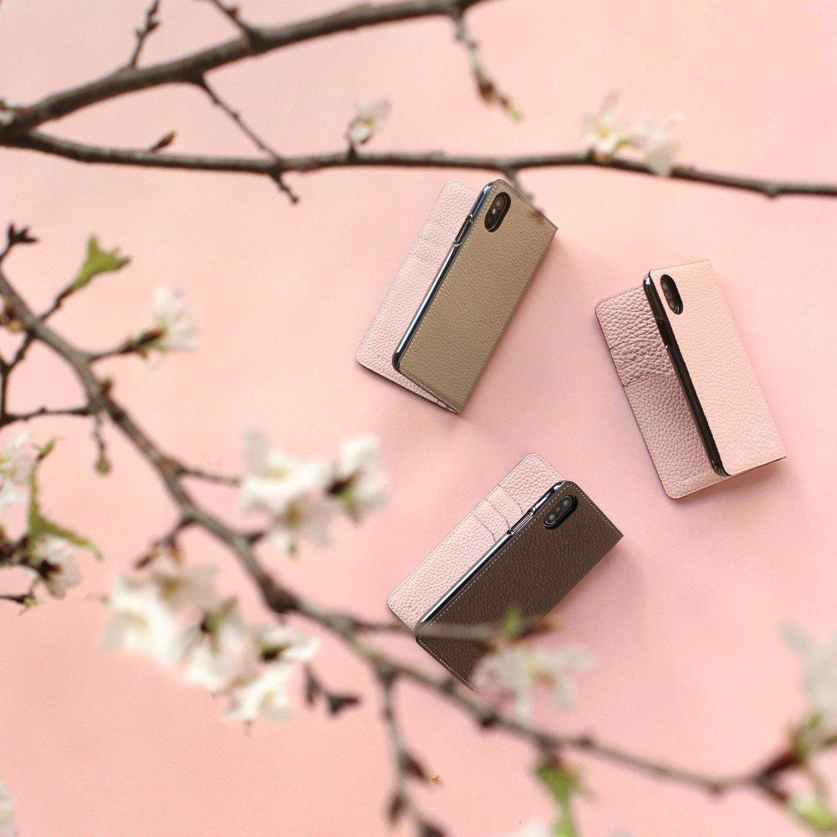 今年もサクラピンクの季節がやって参りました🌸 春限定のサクラピンク、グレージュ×サクラ、エトープ×サクラiPhone 8, iPhone 8Plus, iPhone Xs/X, iPhone XR, iPhone XsMaxケースが、2月8日(金)午前10:00からボナベンチュラ オンラインストアにて先行販売いたします!#サクラピンク #先行販売 #春限定