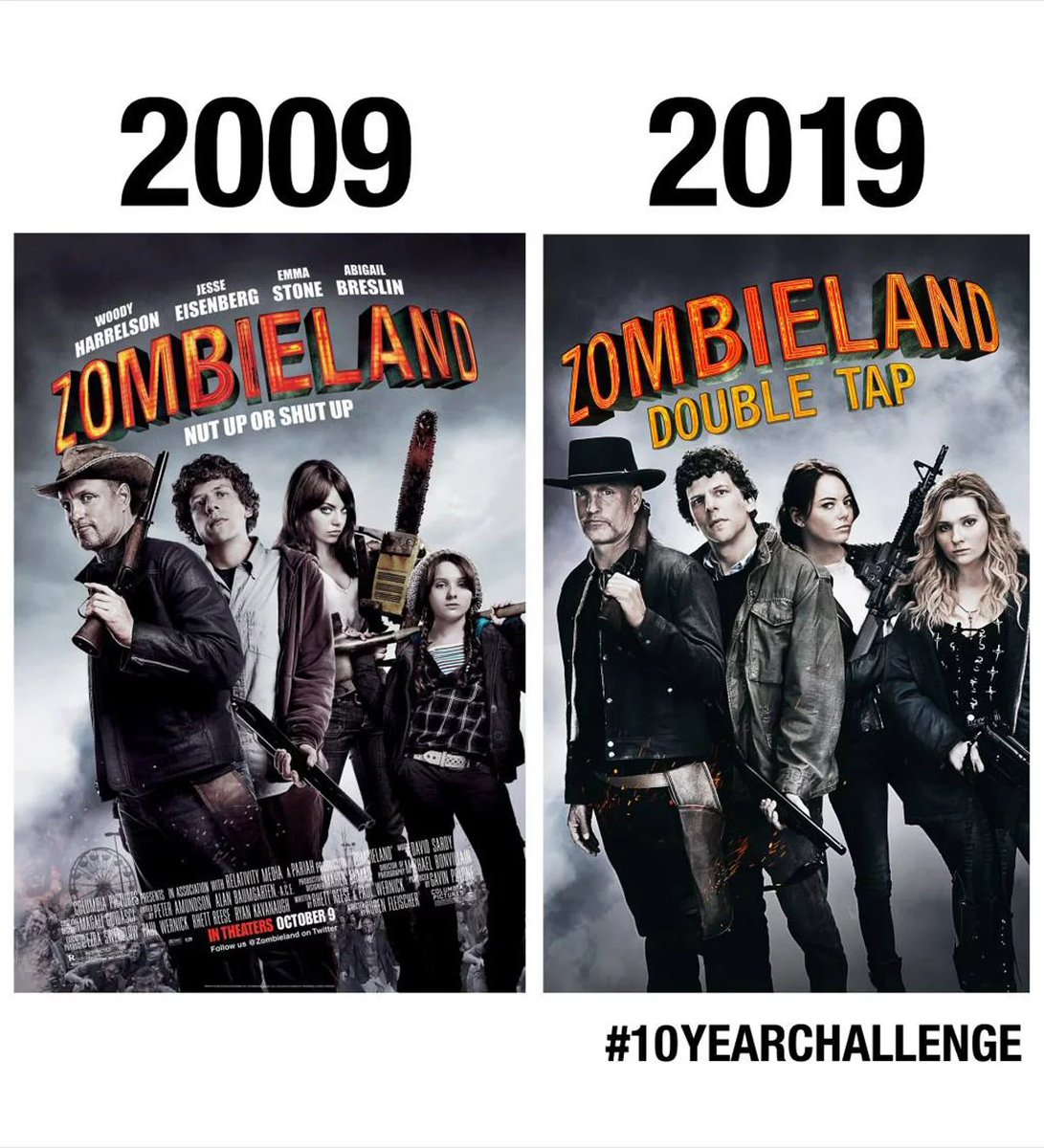 Zombieland 2 Poster & Movie Title Unveiled