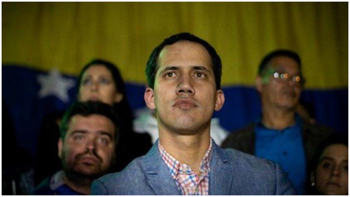 #Venezuelan crisis: #JuanGuaido considers accepting US military support https://t.co/b6lh7MSEaz