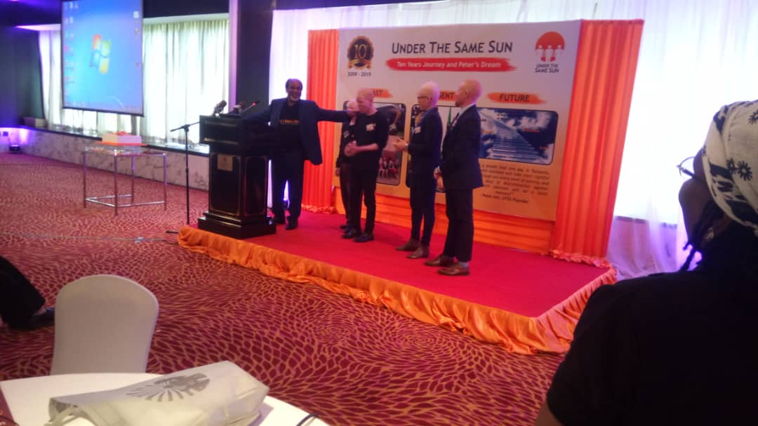 Celebrating 10 years of milestones of Under The Same Sun with Dr Reginald Mengi as Guest of Honor. Lots of inspiration
