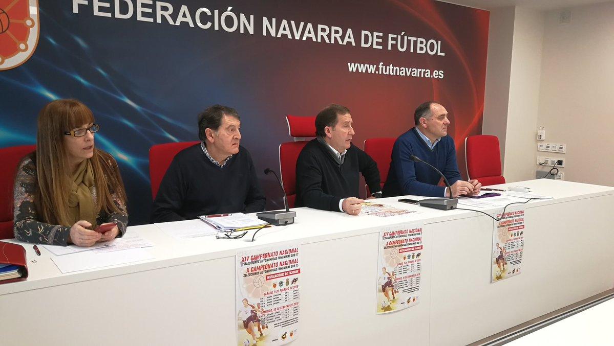 Desde La Banda - Fútbol Navarro (DLB-FN) | XIV Campeonato Nacional de Selecciones Autonómicas Femeninas Sub 17 y X Campeonato Nacional de Selecciones Autonómicas Femeninas Sub 15