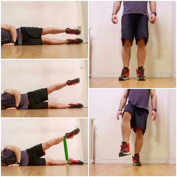 ejercicios para fortalecer gluteo medio