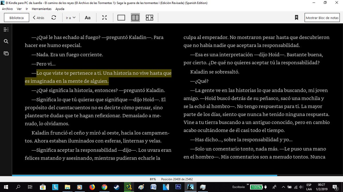 Ese #Hoid, #ArchivoDeLasTormentas #CaminoDeLosReyes