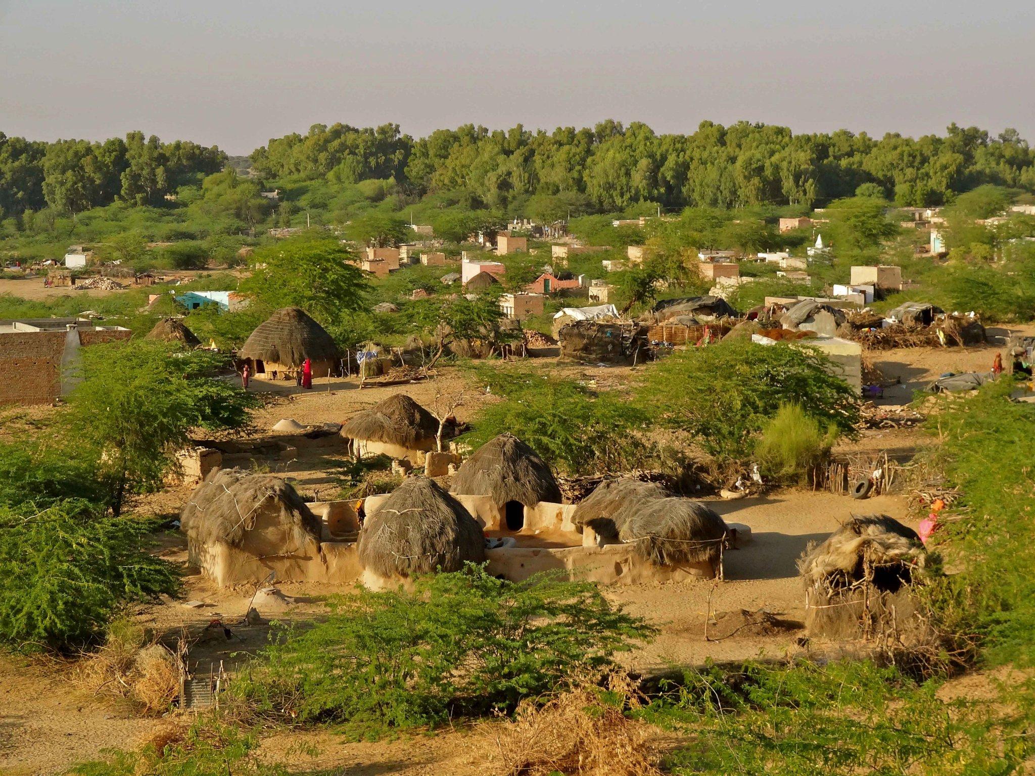 деревни в индии фото всего