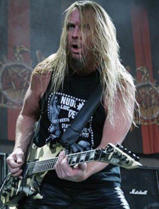 Happy bday to the fucking legend Jeff Hanneman