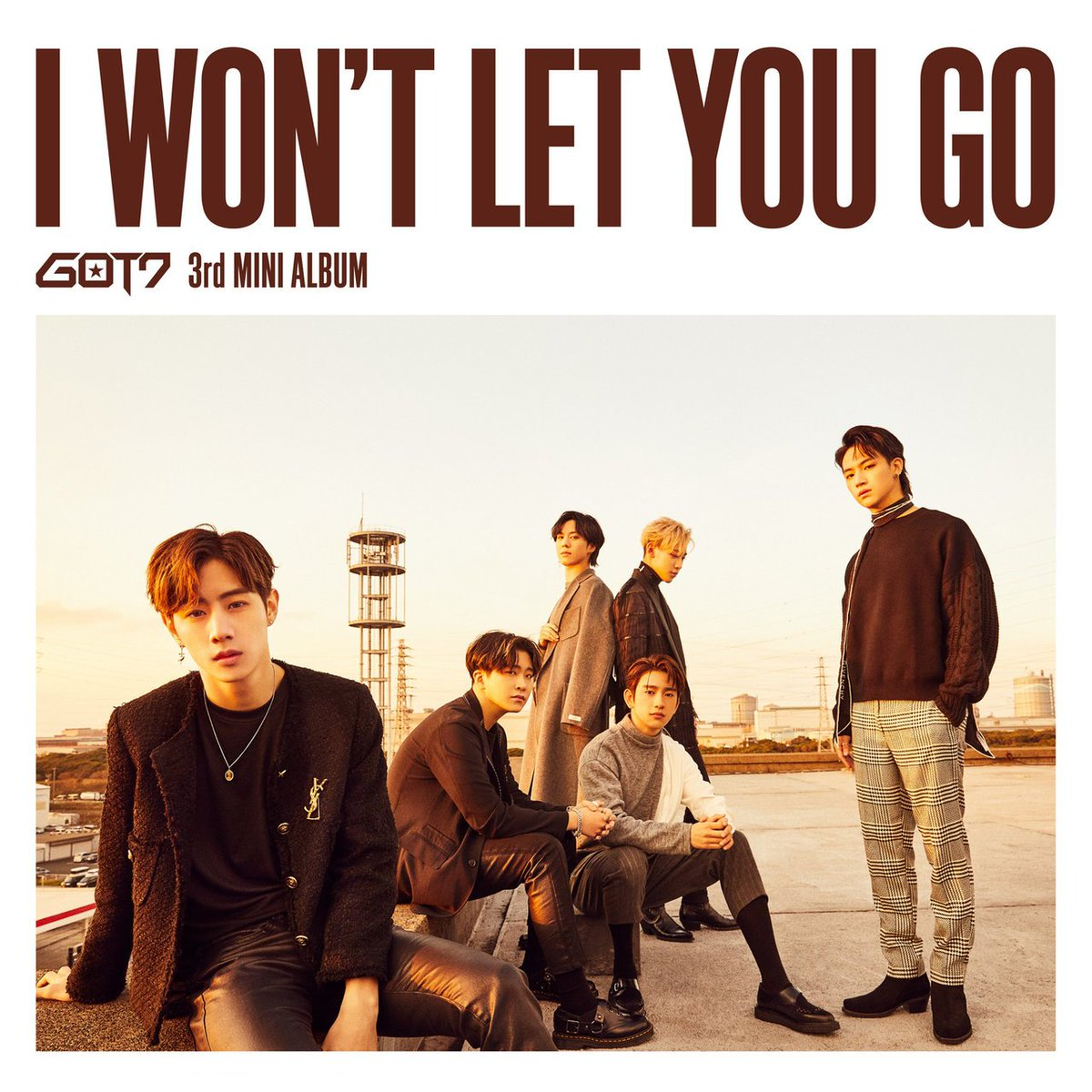 🗨 | GOT7 - I WON'T LET YOU GO (Complete Edition) | MP3 +