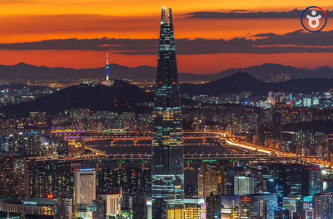 '서울' 이렇게 아름다웠나요?🌇  무심코 지나치고 있는 우리의 서울풍경. #한주동안_수고했어요    [사진(허헌)-2017 제 45회 대한민국 관광사진 공모전] #서울로 #서울풍경 #korea #seoul #여행이있는금요일