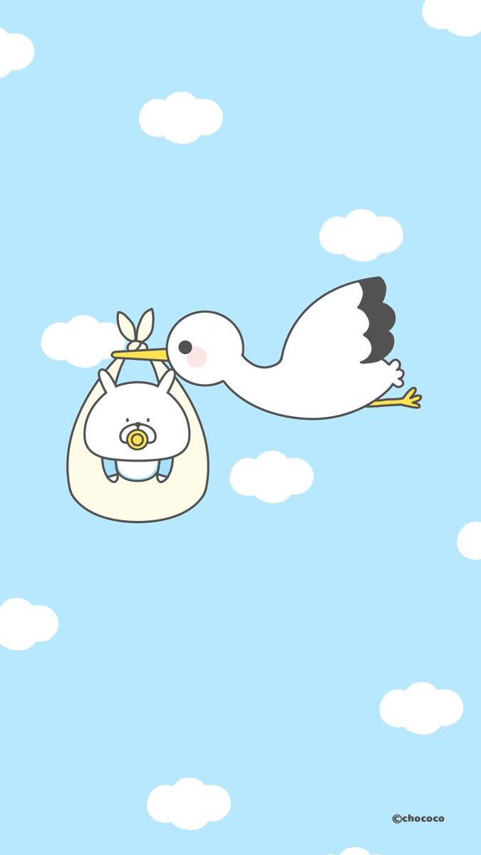 Chococo ゆるうさぎ On Twitter 久しぶりに壁紙サイズ 昨日発売