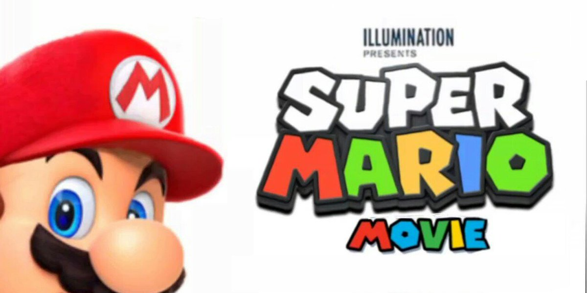 Dylɑnirus On Twitter Mario S Movie Will Be Released In 2022 I