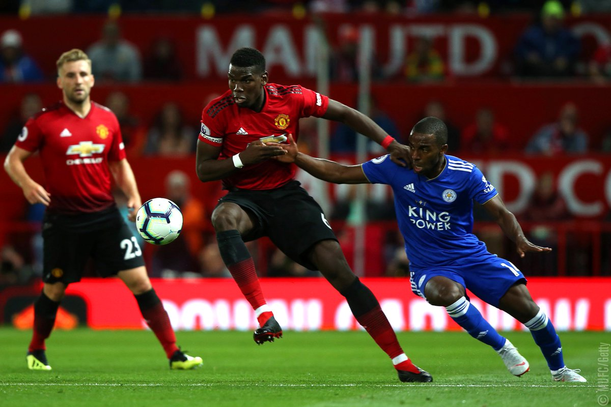 "Ole on Leicester: ""They defend well so it's hard to break them down and they've got pace and energy up front, so it's going to be a tough challenge, but we like challenges."" #MUFC"
