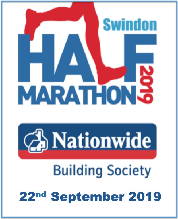 Early bird discounted entries for the Nationwide Swindon Half 2019 are now open at newswindonhalf.co.uk