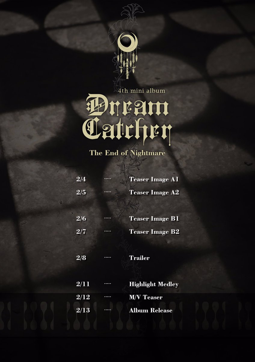 "Dreamcatcher ""Fall Asleep In the Mirror"" - Página 5 DyTvF6UU8AAFps5"