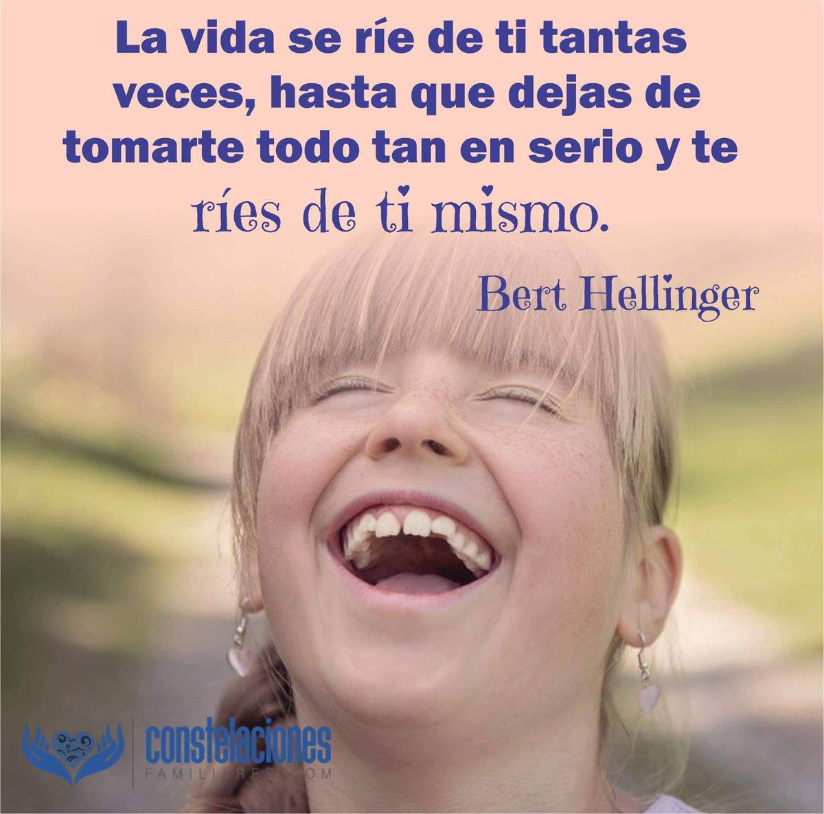 Bert Hellinger En Español On Twitter Esa Frase No Es De