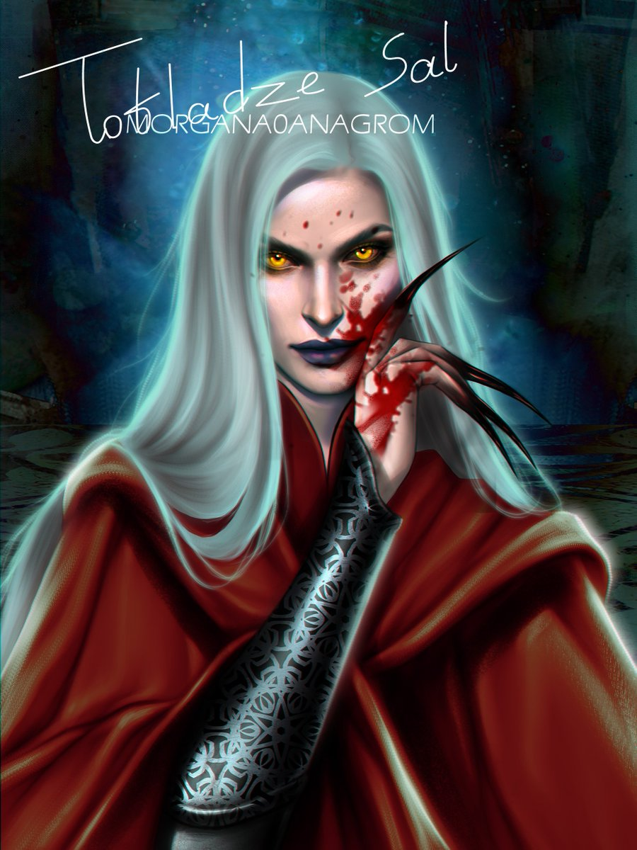 I don't even know how many times I painted Manon. This was commission. Hope you guys will like it. Character is from Throne of glass series by @SJMaas #manonblackbeak  #throneofglass #crownofmidnight #queenofshadows #heiroffire #empireofstorms #towerofdawn #kingdomofash #fanarts<br>http://pic.twitter.com/uXPFwMYhnW