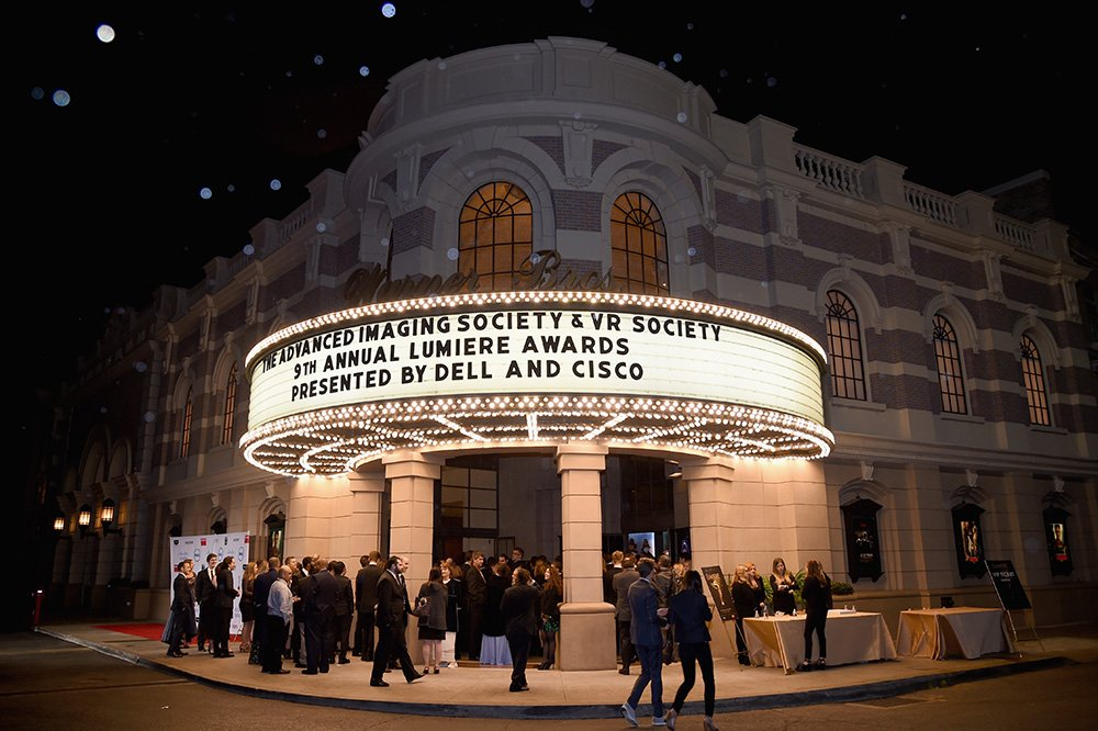 The #OneStrangeRock VR experience won the Lumiere Award for Best Use of VR for Education! 🎉#LumiereAwards @3Dsociety https://bit.ly/2WyTB1q