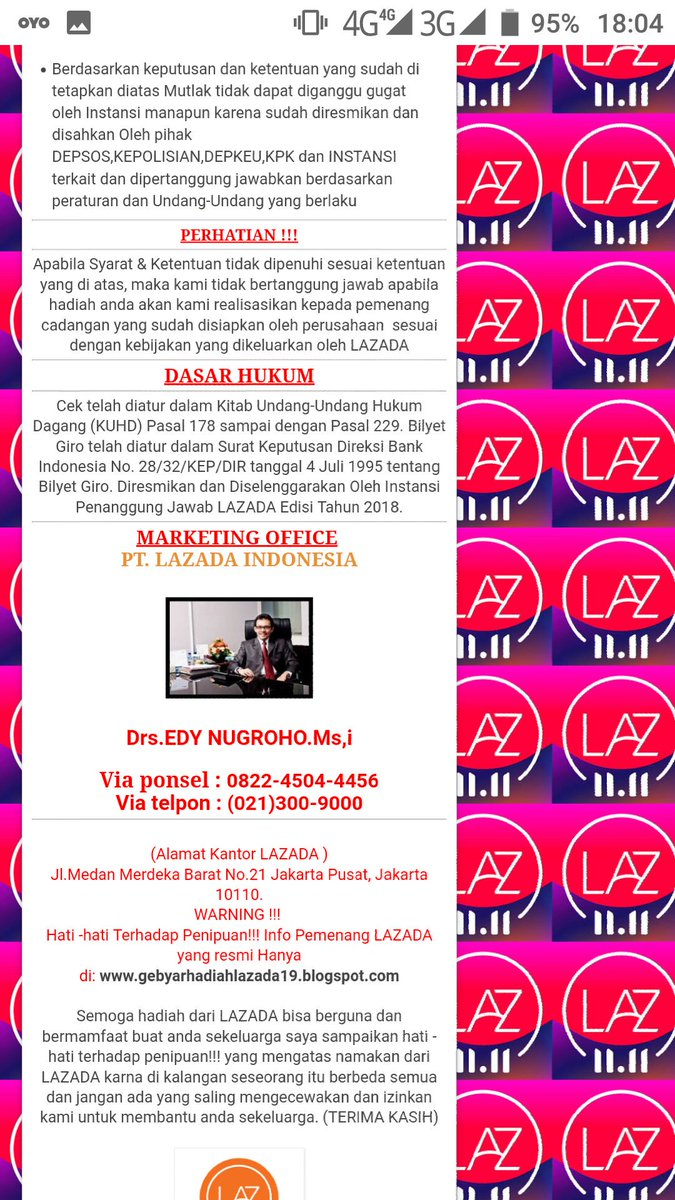 Lazada On Twitter Hai Kak J3rry 4sh Diabaikan Saja Ya Infonya