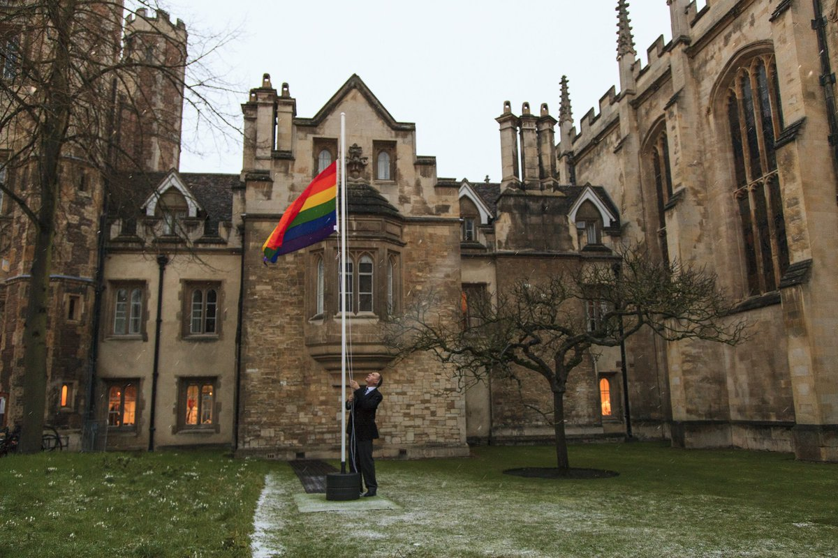 Trinity College on Twitter: