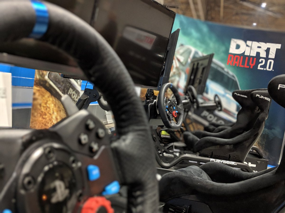 Playseat PS4 Dirt
