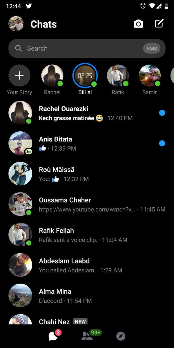 Messenger on Twitter: