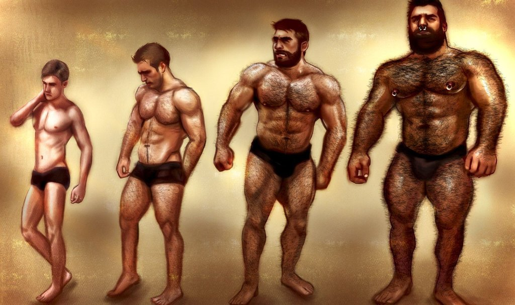 Hairy transformation