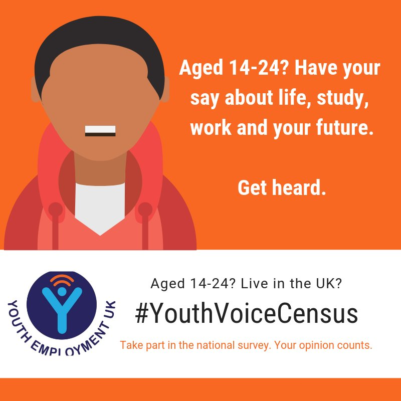 Youth Employment Uk On Twitter What Do Young People In The Uk Really Think About Apprenticeships And Traineeships 14 24 Year Olds Can Have Their Say Help Inform Policy In Yeuk2012 S Youthvoicecensus