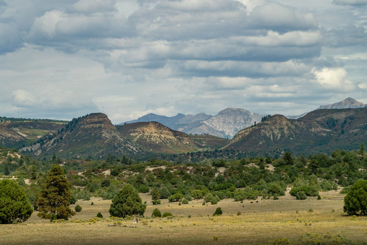 Rolling #clouds add a bit of drama to this #landscape in #NewMexico #photooftheday #travelphotography #travel #travelphotos #tourism #travelgram #trover #picoftheday #instatravel #traveling #mytravelgram #travelingram #igtravel #traveler #SonyAlpha #sonyalphagallery