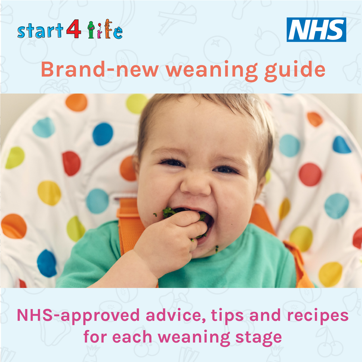 Get Nhs Approved Advice And Tips From Start4life Nhs_parents Https Www Nhs Uk Start4life Weaning Pic Twitter Com Ahaocqjob7