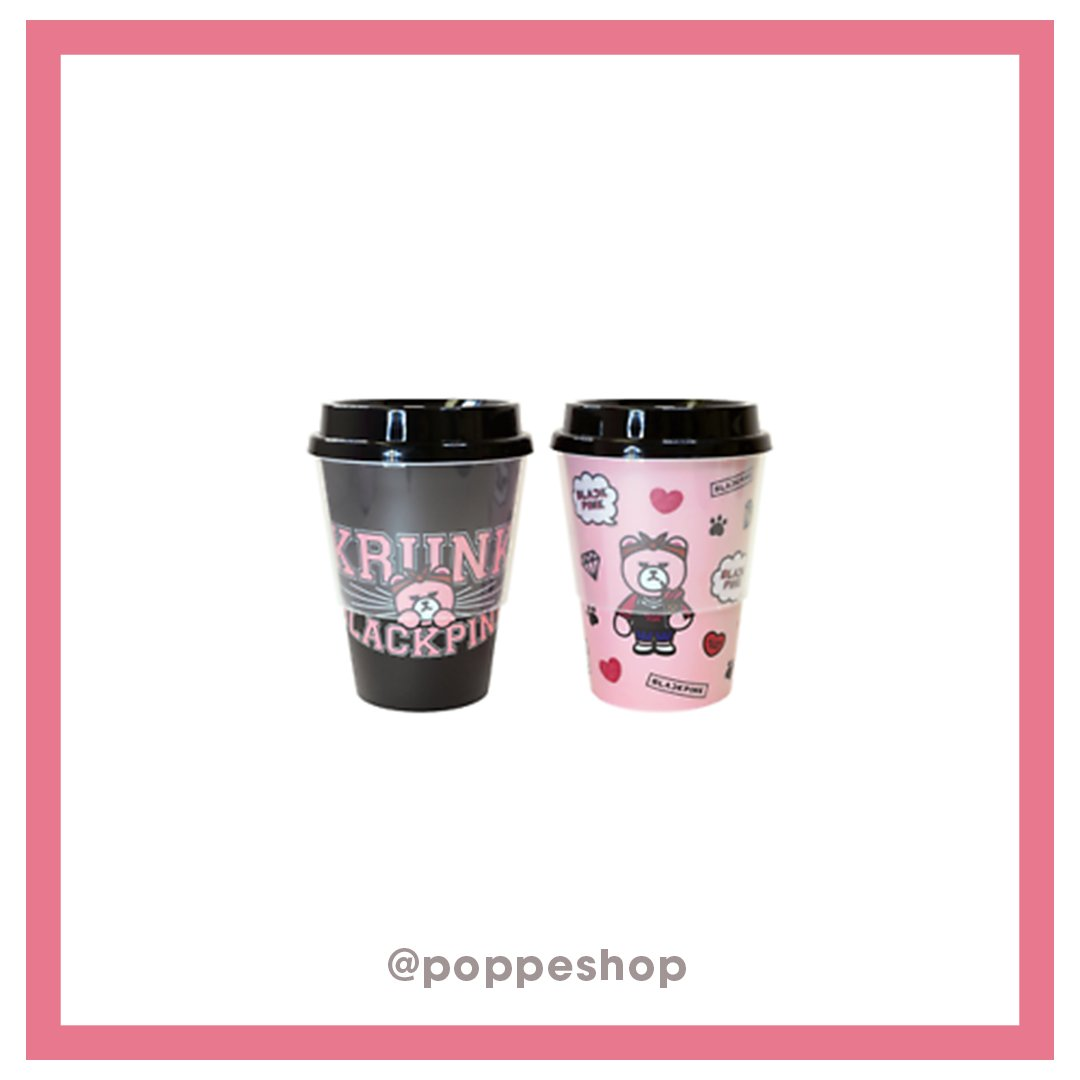 BLACKPINK IN YOUR AREA X KRUNK REUSEABLE TUMBLER PHP 750 order form