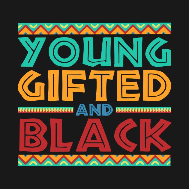 To be #YoungGiftedAndBlack, Oh what a lovely precious dream To be young, gifted and black, Open your heart to what I mean  In the whole world you know There are billion boys and girls Who are young, gifted and black, And that's a fact...  #NinaSimone #BlackHistoryMonth #365Black