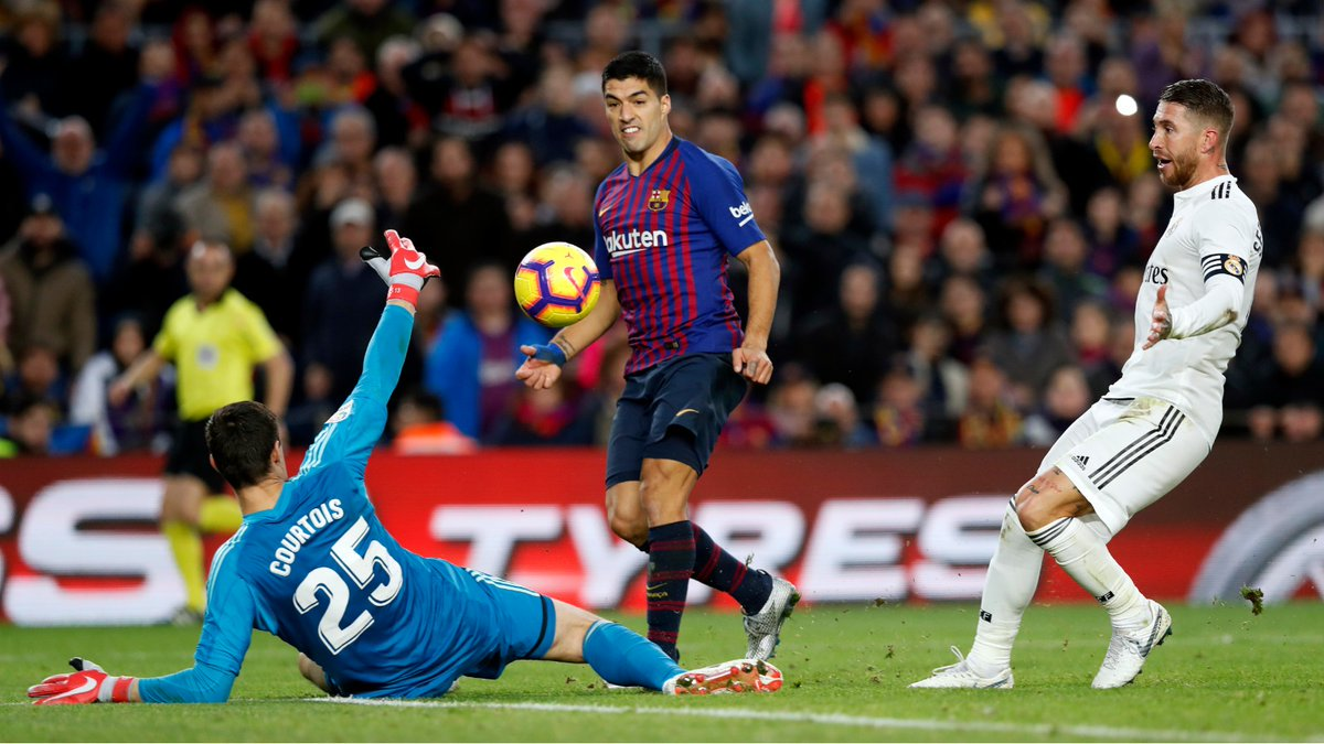 ⏰ KICK OFF TIME CONFIRMED 🏆 #CopaBarça, semi-final first leg ⚽️ Barça v Real Madrid 📆 06/02 ⌚️ 9.00pm CET  🎟👉 http://ow.ly/cypL30nxDEm