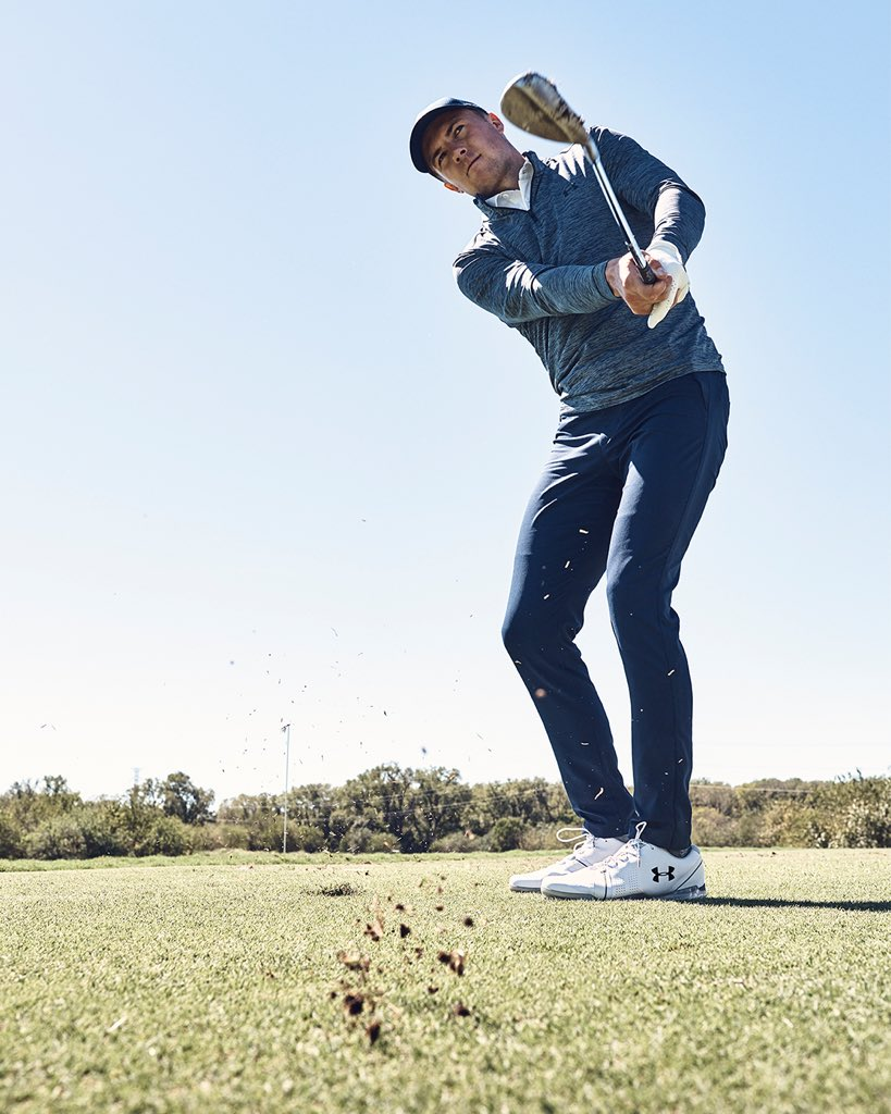 a9b6254b9ad70b ... for  JordanSpieth  Pair traction control with tour-level feel for his  most advanced footwear yet. Introducing the new  Spieth3. http   bit.ly Spieth3  ...