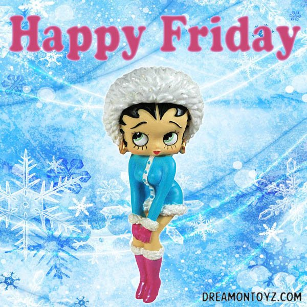 Happy Friday Bettyboop Free Cell Phone Wallpapers Graphics Tweet