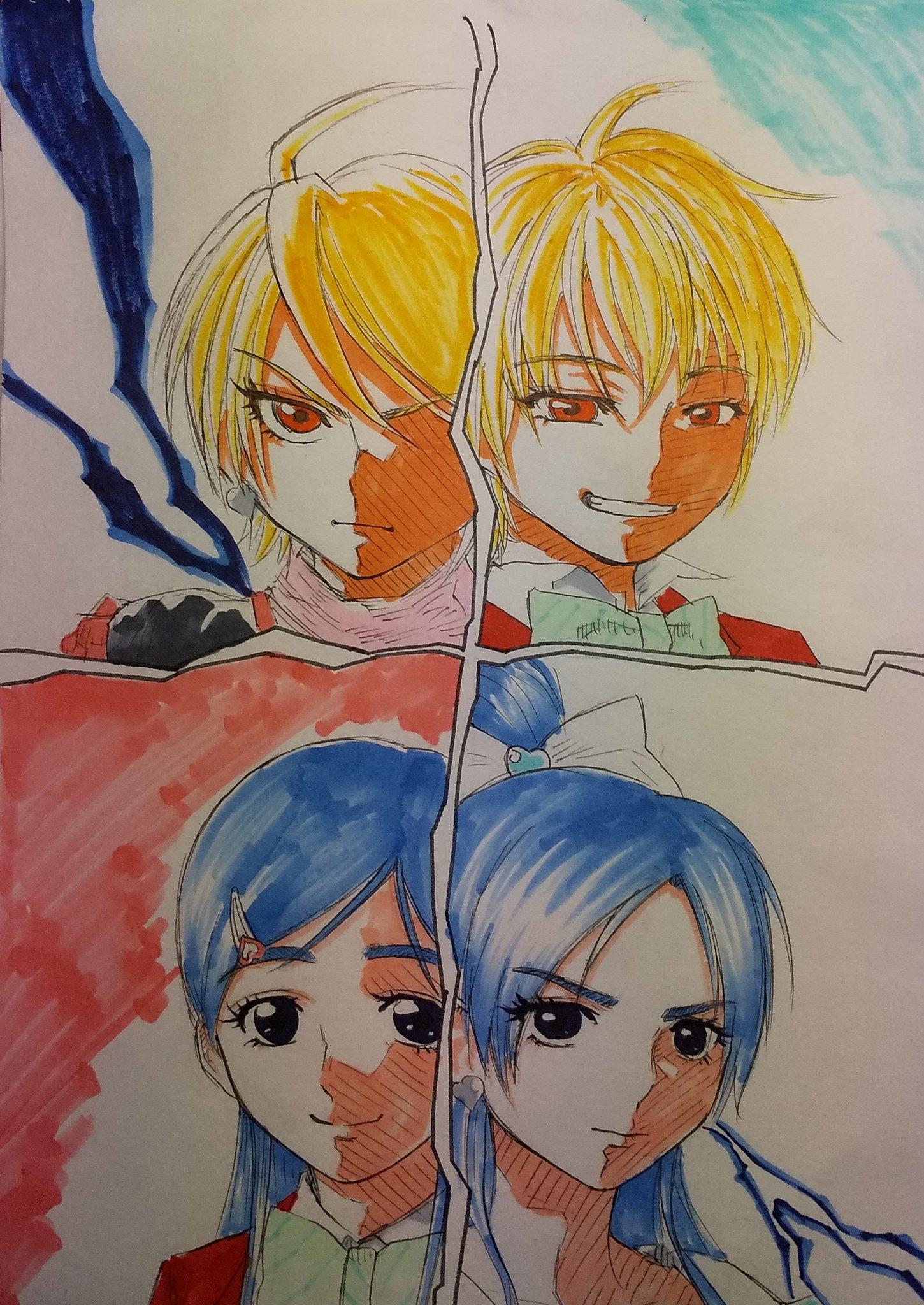 すたあく (@sikiOri1)さんのイラスト
